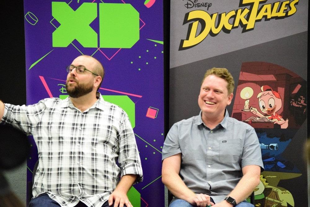 DuckTales Reboot Series Premiere - August 12