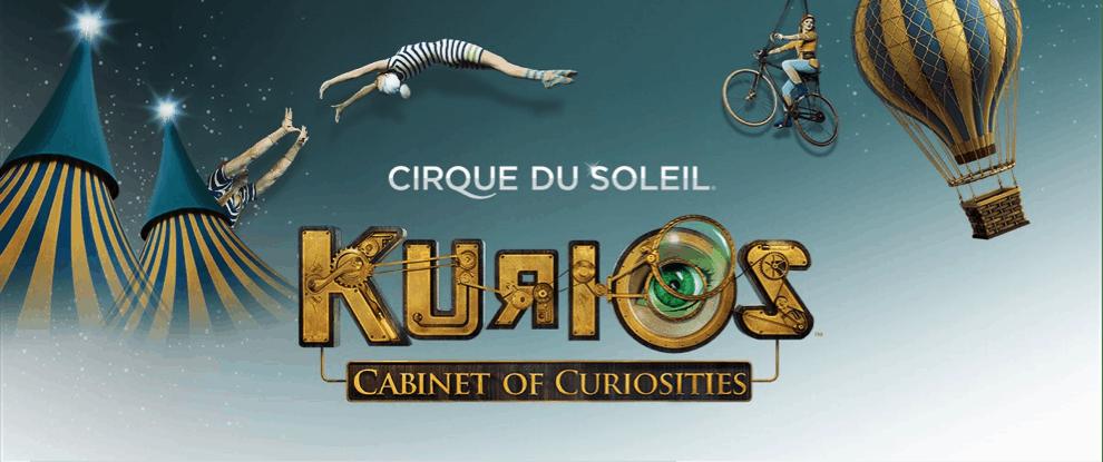 Cirque du Soleil Returns to Portland with KURIOS – Cabinet of Curiosities