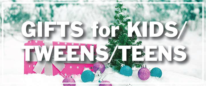 gifts for kids tweens teens