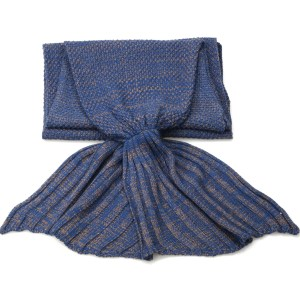 Aquarius Blanket Navy 3