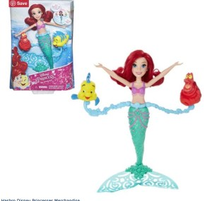 Ariel Disney Princess Swimi Toy