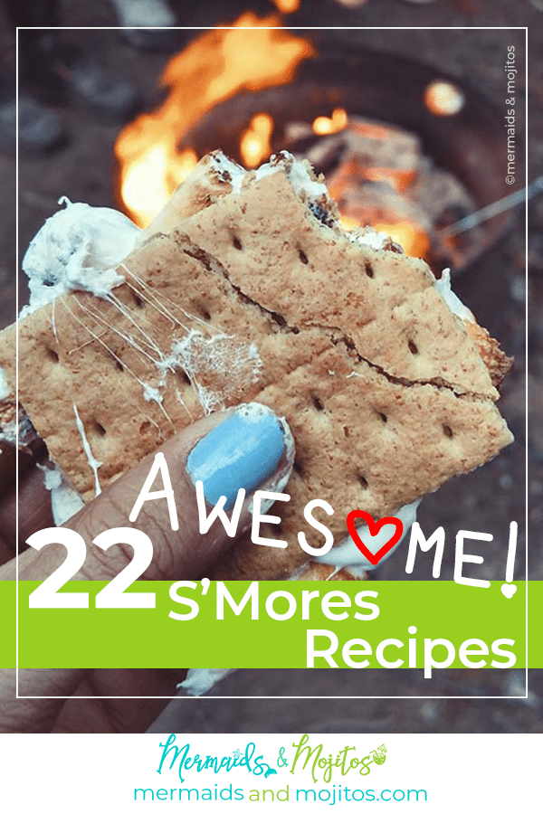22 awesome s'mores recipes