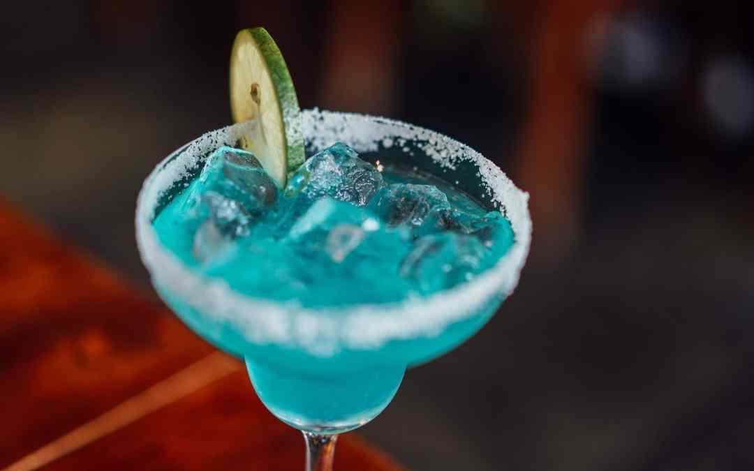 Blue Moon & Stars Margarita Recipe