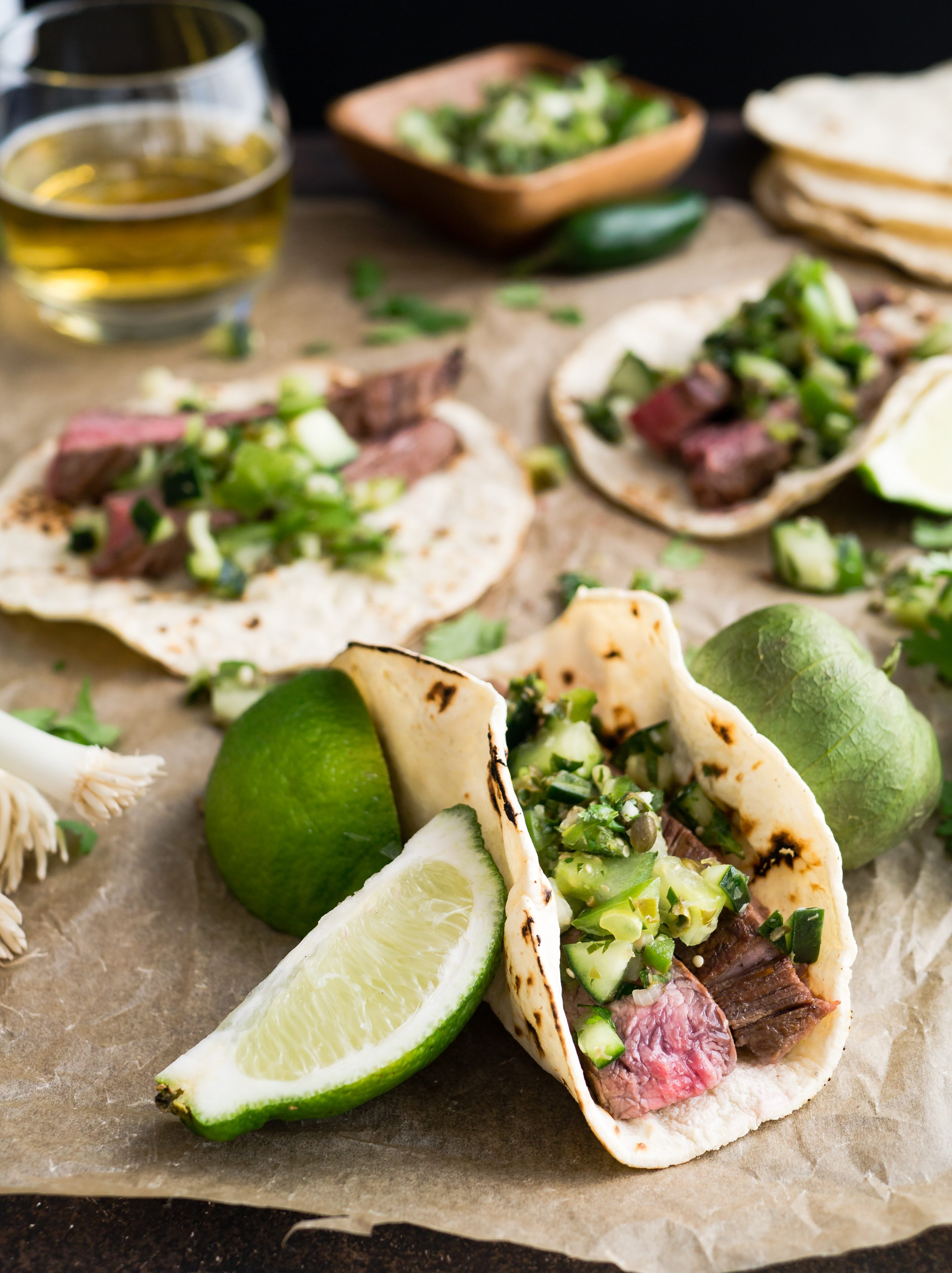 Slow Cooker Beef Deshebrada via @mermaidsandmojitos
