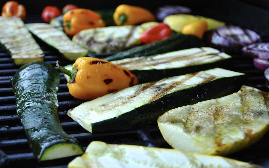 Grilled Zucchini, Squash and Asparagus Recipe