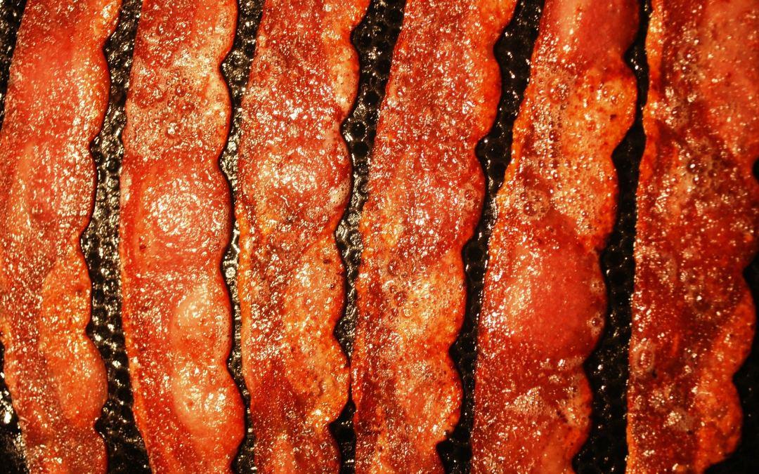 Crispy Peppered Bacon Recipe