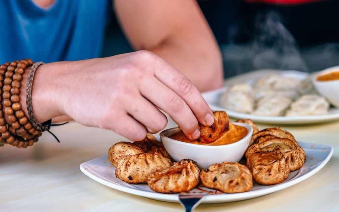 Buffalo Chicken Beggars Purse Recipe