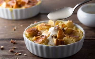 Classic New Orleans-Style Bread Pudding