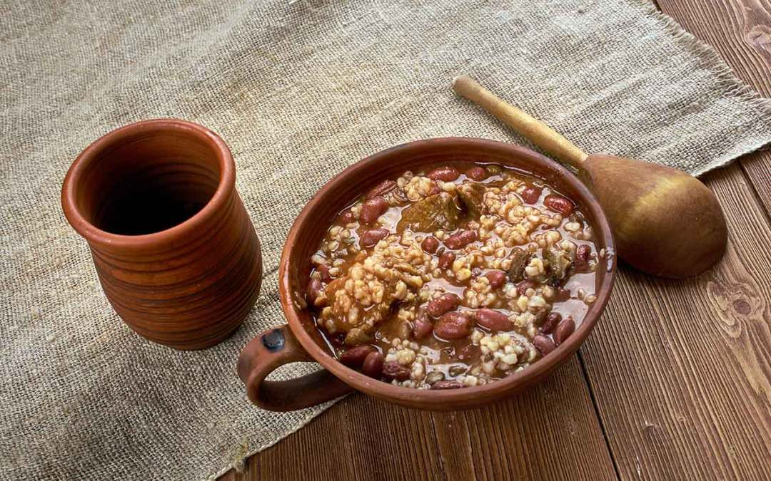 New Orleans Red Beans and Rice with Tasso
