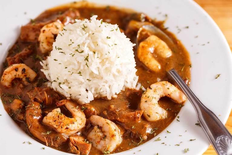 Creole Shrimp Étouffée Recipe