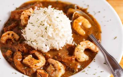 Authentic Creole Shrimp Étouffée Recipe