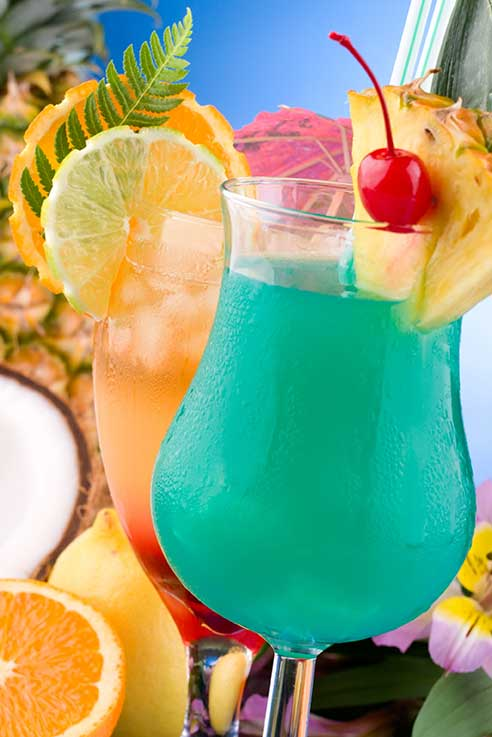 Bayou Swamp Juice Cocktail