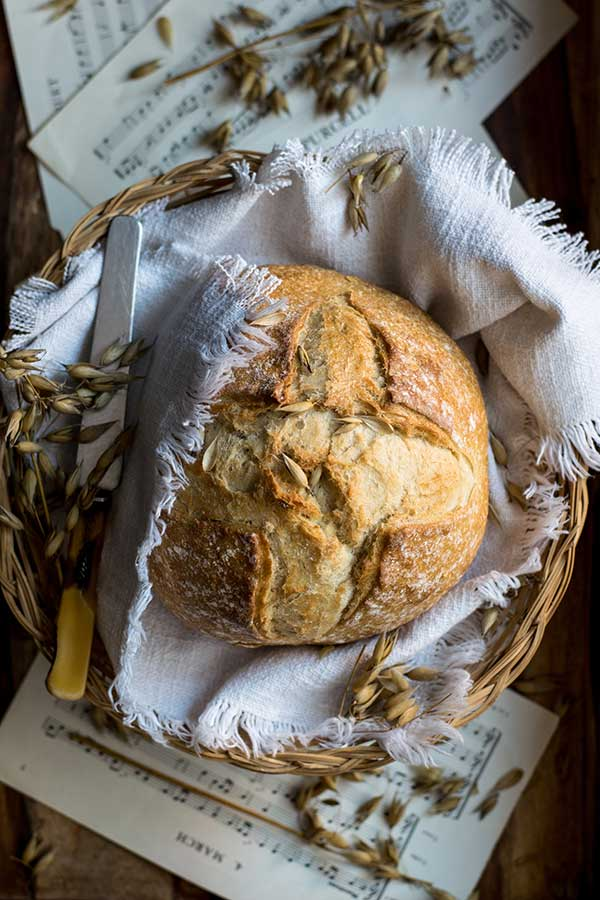 How to Make Irish Soda Bread via @mermaidsandmojitos