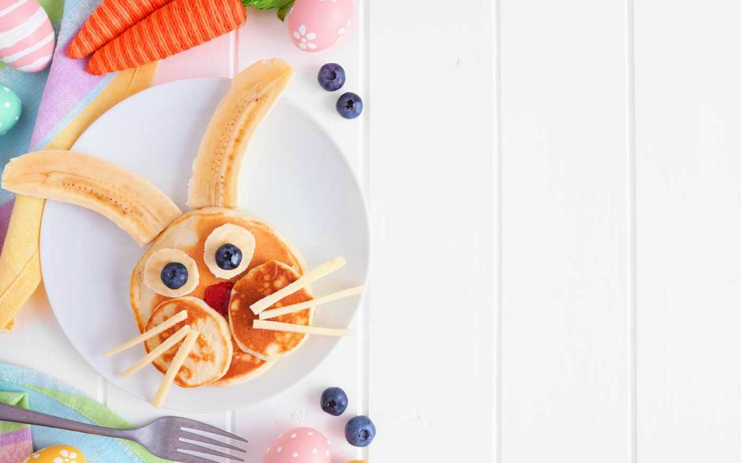 Easter Bunny Pancake Recipe