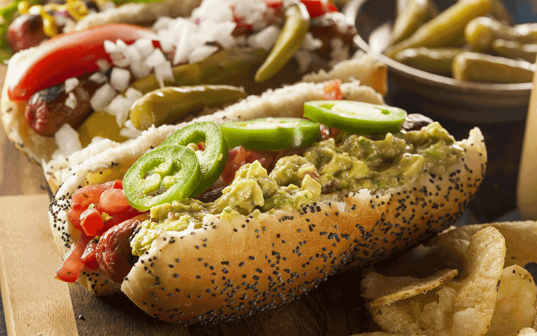 Spicy Mexican Hot Dog Recipe