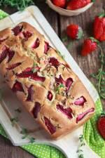 strawberry pumpkin seed bread
