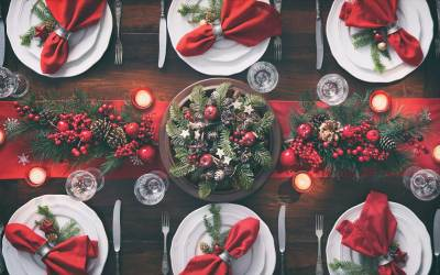 Easy Christmas Recipes and Menus