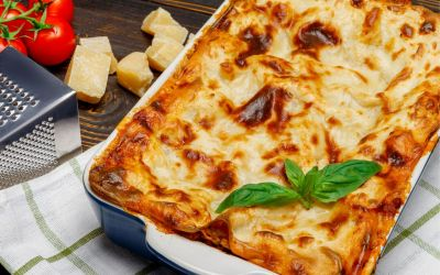 How to Make the Best-ever Vegetarian Lasagna