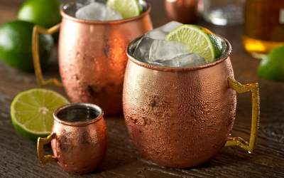 Muddled Mexican Mule Recipe