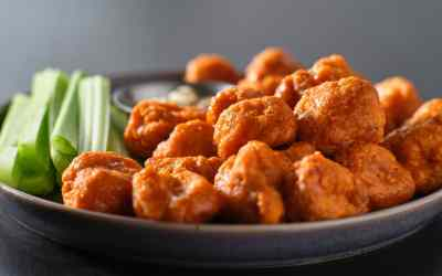 Boneless Buffalo Chicken Bites | Ready in 20 Minutes