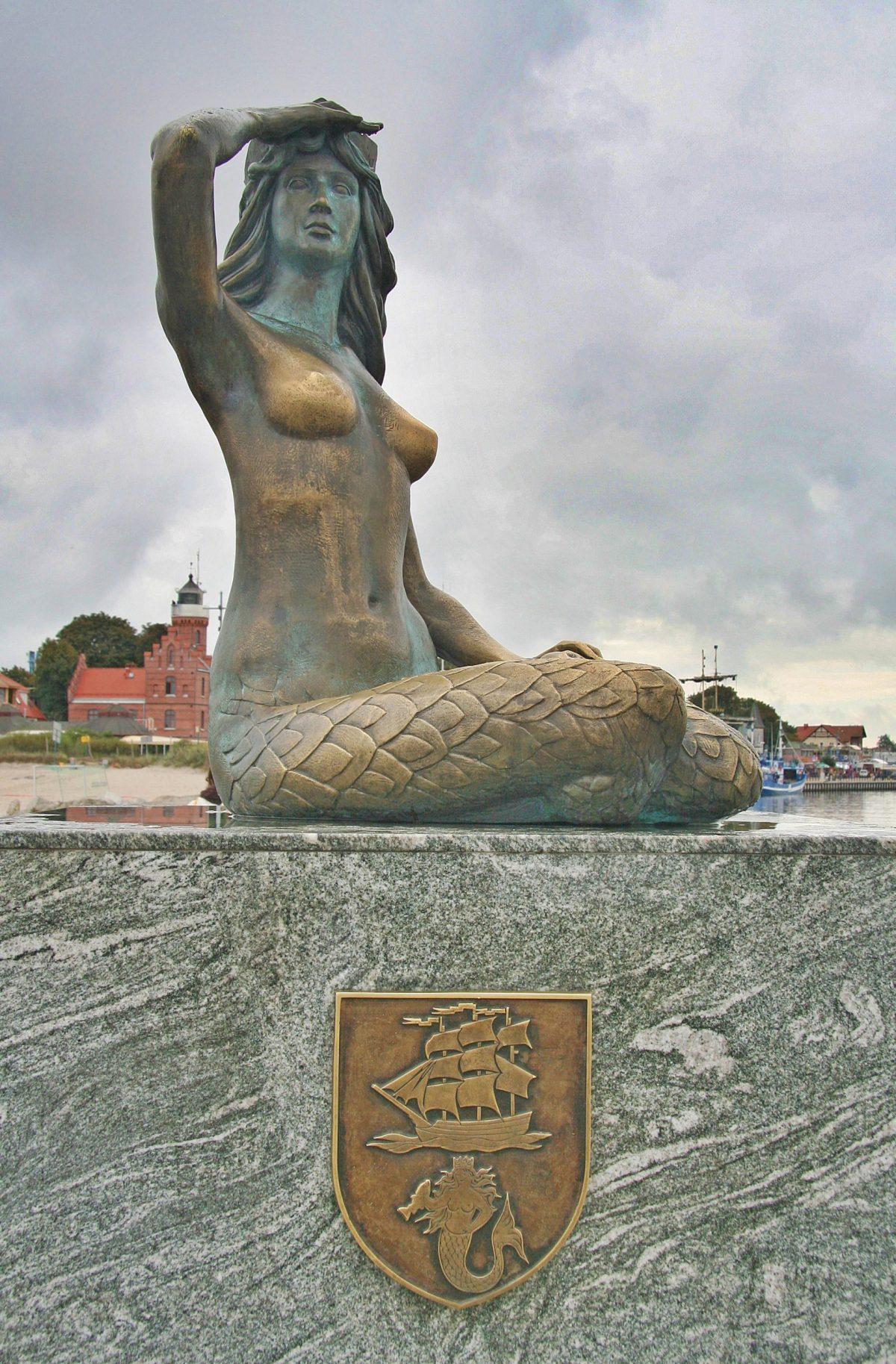 Ustka Mermaid