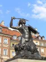 Warsaw Mermaid