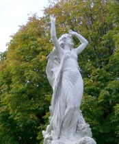 Undine Mermaid Fountain