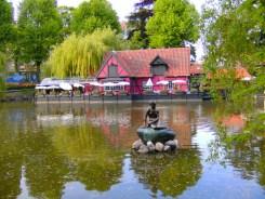 The Little Mermaid - Tivoli Gardens 2010