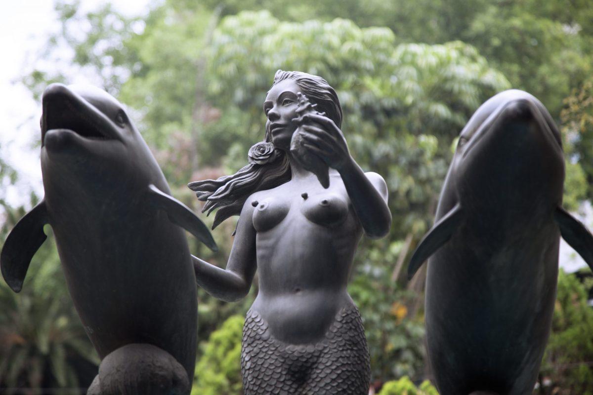 Armonía, Mermaid of Mexico