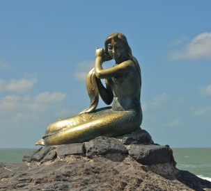 Songkhla Golden Mermaid