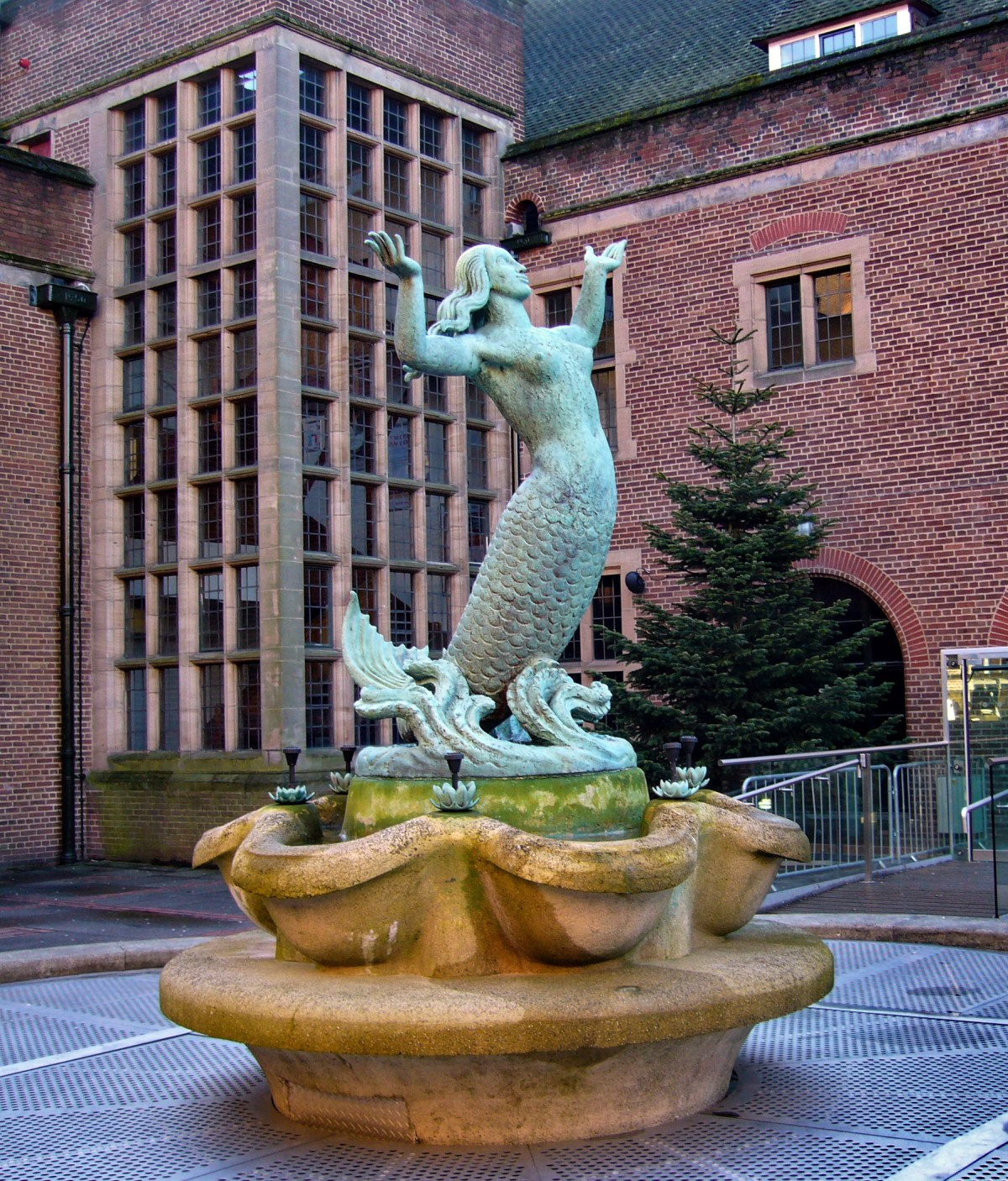 Birmingham Mermaid