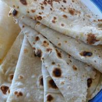 Chapatis: easier than they look