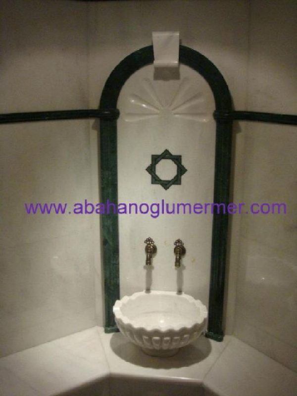 mermer banyo kurnası (1)