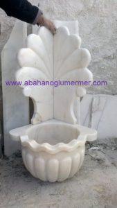 aynalı afyon şeker kavun dilimli köşe kurnası ku-017 ölçüleri 95x45 cm fiyatı :1450 tl
