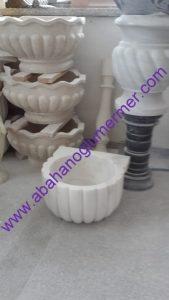 beyaz kavun dilimli hamam kurnası ku-055 ölçüleri : 45x25 cm fiyatı : 750 tl