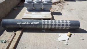 afyon-gri-mermer-sutun- cuk-025 ölçüleri : fiyatı : satın al