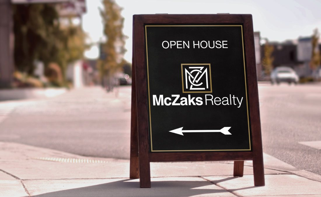 Queens-ny-McZaks-Open-house-sign