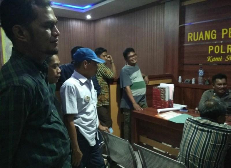 Sebarkan Isu Sara, Hj. Suharti Ditangkap Cyber Crime Polda