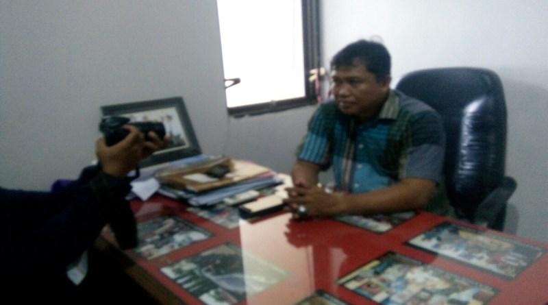 Kanit Resmob Polres Pinrang, Tunjukkan Koleksi HP Hasil Curian I Baba