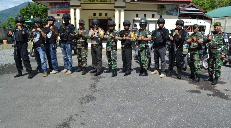 TNI-Polri Pastikan Netral Dalam Tahapan Pilkada di Kota Palopo.