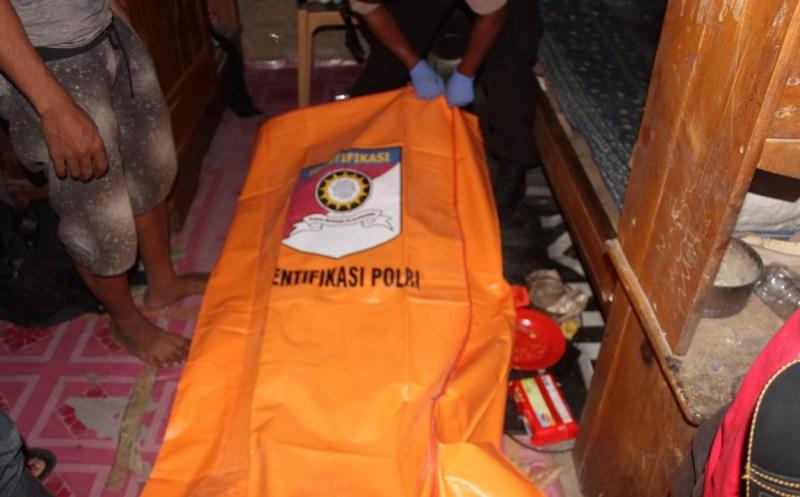 Penemuan Mayat di Rumah Kosong Hebohkan Warga Lamajjakka Pinrang