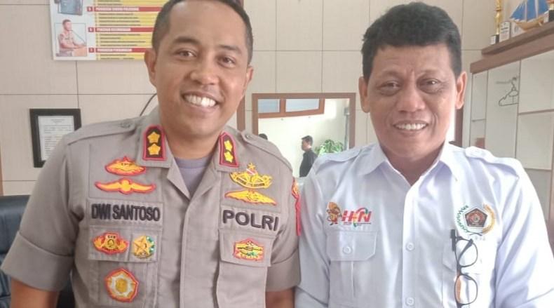 Harmonis, Polres Pinrang Bakal Ngopi Bareng Dengan PWI.