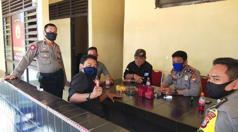 PWI Pinrang Minta Pelaku Penyerang Wartawan Dijerat Pasal Berlapis.