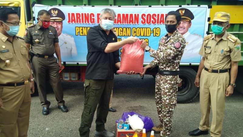 Pemkab Pinrang Salurkan JPS ke Kecamatan