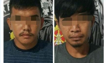 Mantap, Polisi Amankan Pelaku Jambret Guru Honorer Di Pinrang