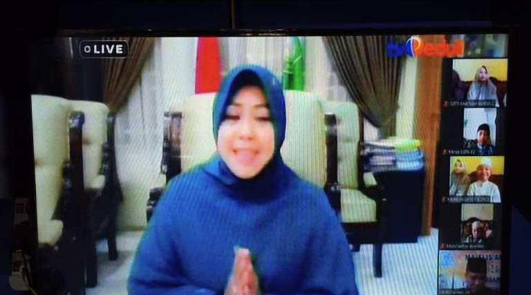 Erna Rasyid Taufan, Lahirkan MAS Kota Parepare di Tengah Pandemi