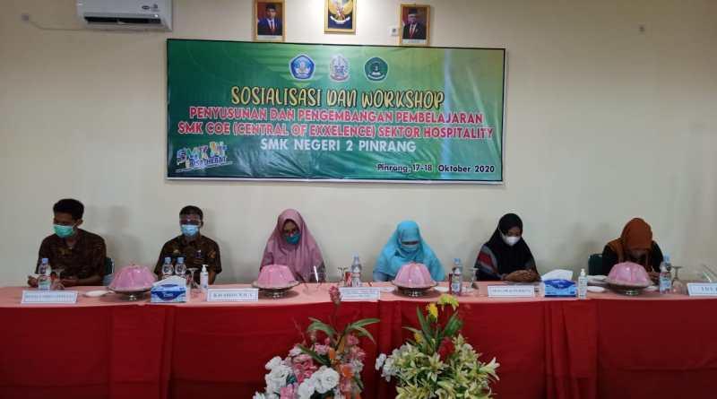 Mantap, SMKN 2 Pinrang Wakili Sulsel Ke Tingkat Nasional