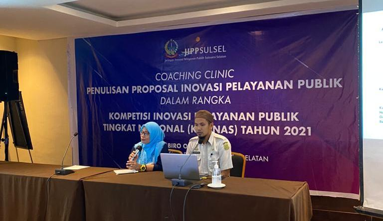 Alhamdulillah, Inovasi Andalan RS Arifin Nu'mang Sidrap Lolos ke Ajang Nasional