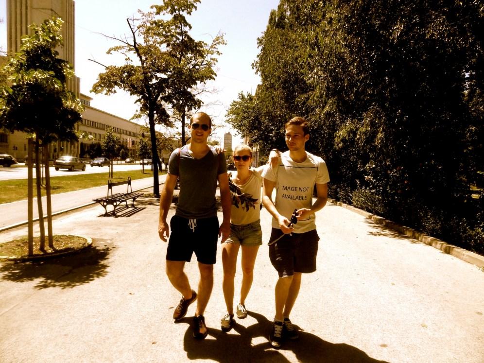 Novi Sad, Day 1