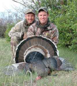 Merriam's Turkey Hunting In Nebraska
